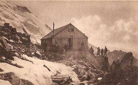 Refuge de Tête Rousse Refuge_1930
